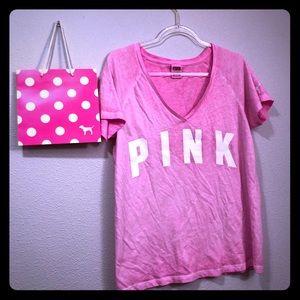 Love Pink Victoria Secret Pink Top